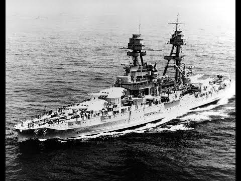 USS Pennsylvania - Guide 033 (Human Voice)