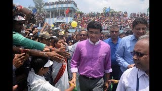 A journey with Sourav Ganguly   The DADAGIRI continues...