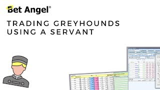 Bet Angel - Trading Greyhounds with a 'Gap filling' Servant