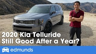 How Reliable Is a Kia Telluride After a Year? Long-Term 2020 Kia Telluride Review