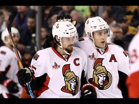 Will Karlsson's Injury Sink Senators 2018 Playoff Hopes?