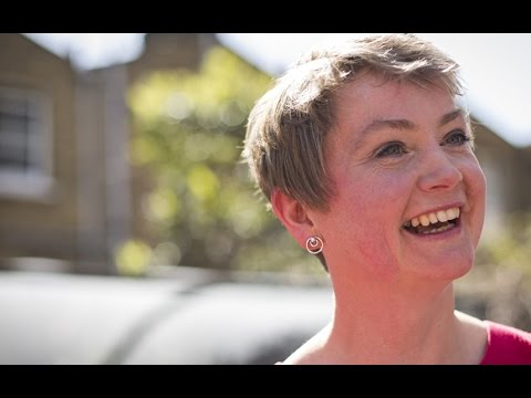Who is Yvette Cooper? In 60 seconds