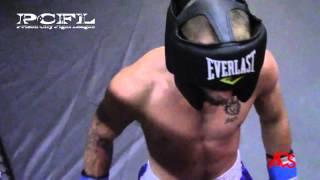 """Prison"" City Fight League ANTHONIO ALEJANDRO VS GREG SCHAFFER #135 (Striking Match)"