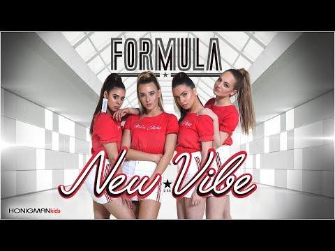 פורמולה – ניו וייב    FORMULA - NEW VIBE   Roberto & NMC
