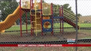 Pascagoula Schools Plan Playground Cameras