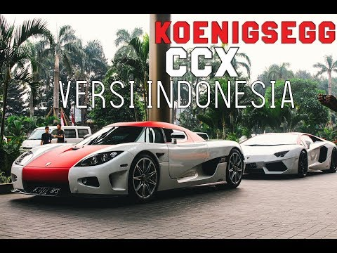 KOENIGSEGG VERSI INDONESIA | FOCI Track Day & Lamborghini Merdeka Run