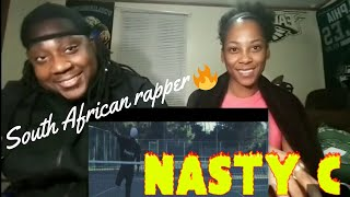 NASTY C- NDA | SOUTH AFRICAN RAPPER (FIRST TIME REACTING) 🔥🔥🔥