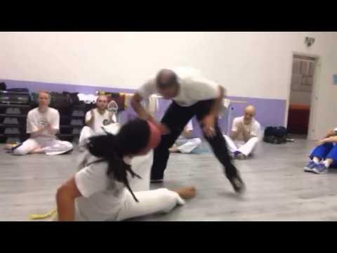 Workshop Di Capoeira