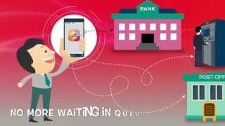Find Nearby ATM's & Banks with cash on Zerch app