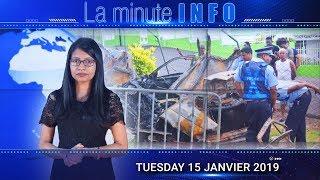 LaMinuteInfo: À Mapou, la route fait quatre jeunes victimes