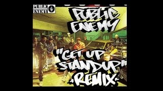Public Enemy - Get Up Stand Up (BiPmix)