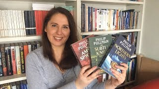 Victoria's Book Review: His Dark Materials by Philip Pullman
