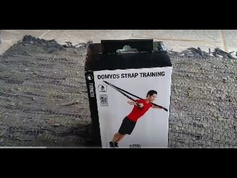 Domyos Strap Training Recensione Review Dst Come Trx Youtube