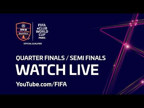 FIFA eClub World Cup™ - Quarter Finals / Semi Finals thumbnail