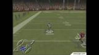 Madden NFL 2004 PC Games Gameplay - Ram Tough