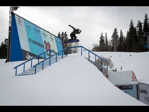 Winter X Games 17 - Snowboard Street & Big Air Finals
