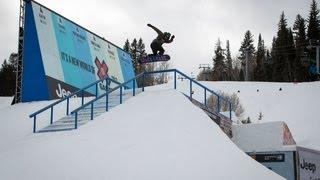 Winter X Games 17 - Snowboard Street & Big Air Finals
