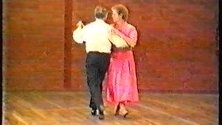 Engagement Waltz Sequence Dance