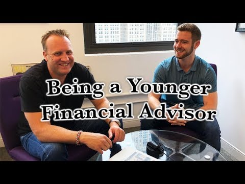 Being a Younger Financial Advisor