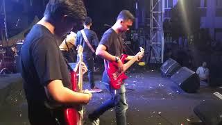 Separuh Nafas - Dewa 19 ( Band Cover ASP Band ) HUT SMANSA 66 Samarinda Euphoricsa