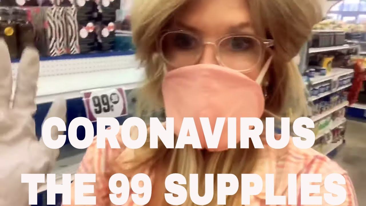 How to Prepare for the Coronavirus | 99 Cent Store SUPPLIES | USA Grocery Haul | Self Quarantine