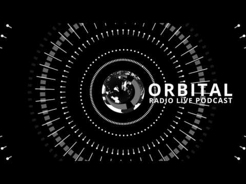 Orbital Radio Live - Podcast - Ep.1 February 2017 - Best Techno Music Of All Time - Berlin, Acid...