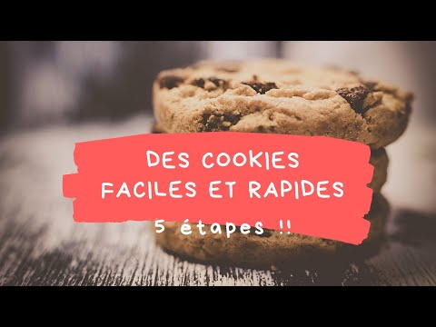 cookies-americain-facile-et-rapide