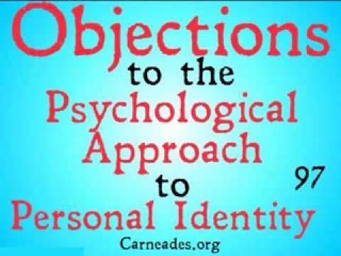 Derek parfit psychological continuity thesis