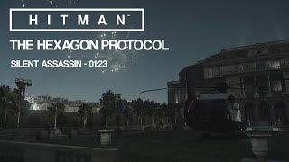 HITMAN Speedrun - The Hexagon Protocol - 01:23 (WR)