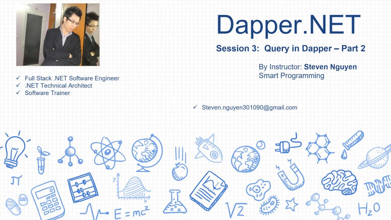 Session3 Query Multiple in Dapper