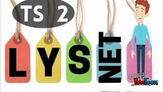 LYS Net'e Göre Üniversite Tercih Aralığı | TS 2 Bölümler 2017