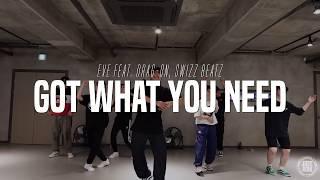 Скачать Yehwan Kim Class Got What You Need Eve Feat Drag On Swizz Beatz Justjerk Dance Academy