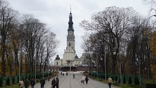 The JASNA GÓRA Polish Shrine to the Virgin Mary