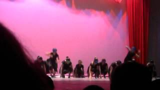 mascaras Fernanda Brum, Ministerio de dança Atitude Cristã
