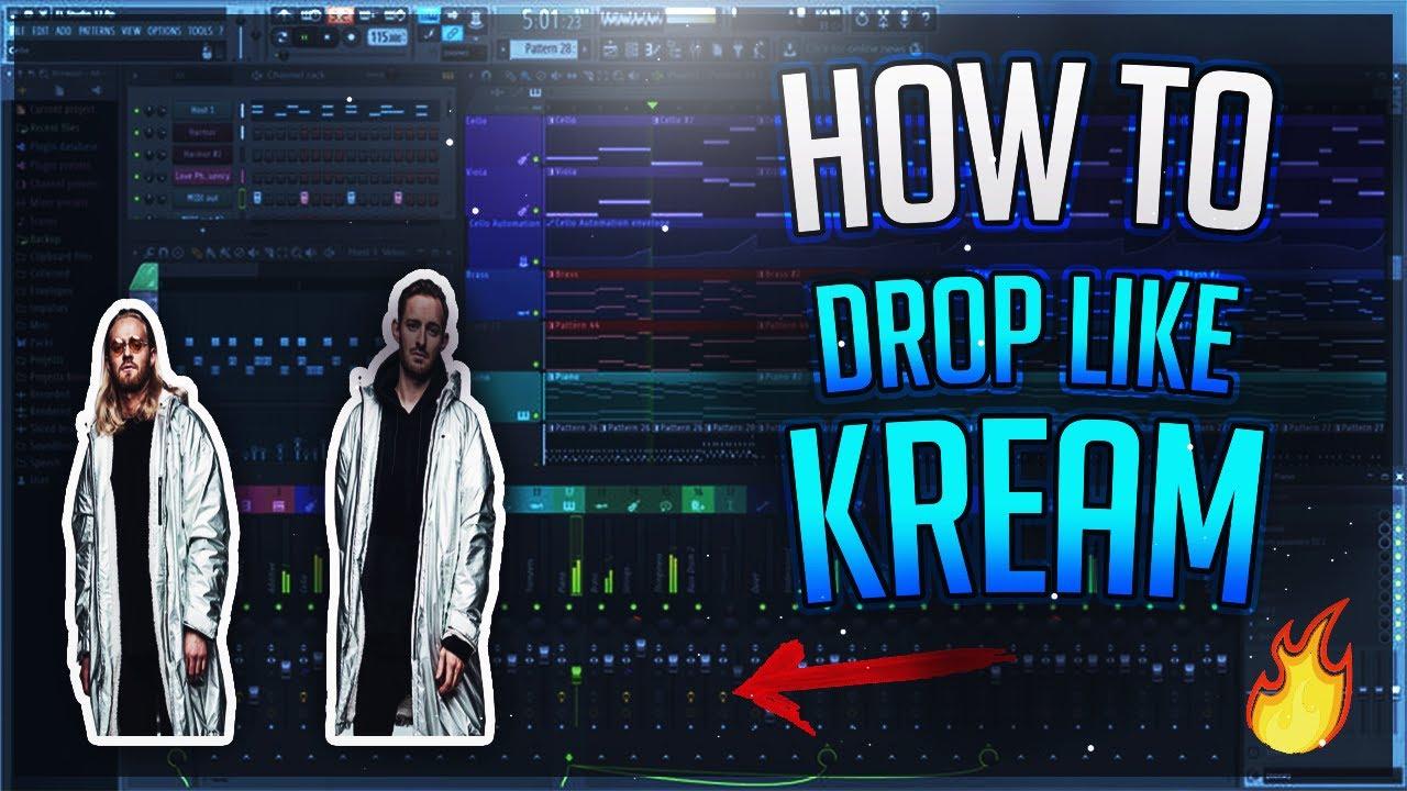How To Pop House Like Kream