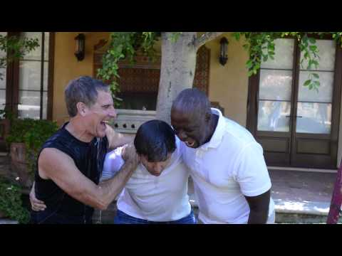 The Men of a Certain Age take the ALS Ice Bucket Challenge