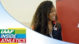 IAAF Inside Athletics Season 2 - Episode 08 - Sanya Richards-Ross