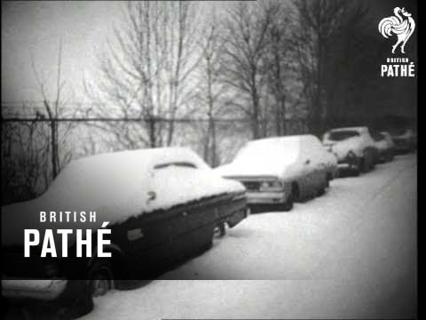 Big Us Snow Storm (1964)