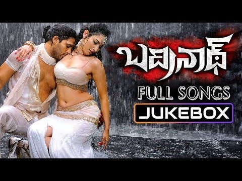 Badrinath Telugu Movie || Full Songs Jukebox || Allu Arjun, Tamanna