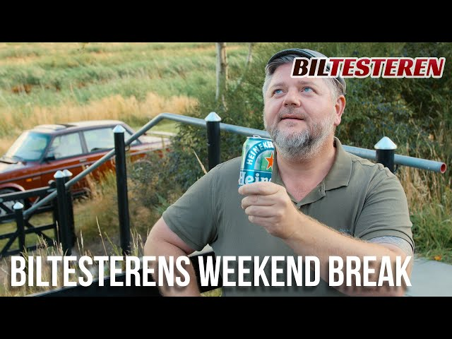 Biltesterens weekend break (reklame)