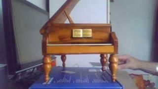 Music Box Piano by Reuge Switzerland