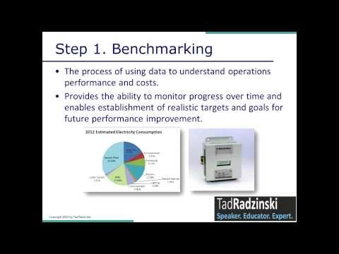 Benchmarking and Measurement - Evaluating Where You Are, Determining Where You're Going