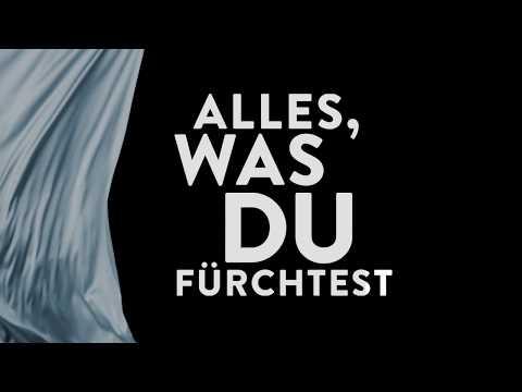 Alles, was du fürchtest YouTube Hörbuch Trailer auf Deutsch