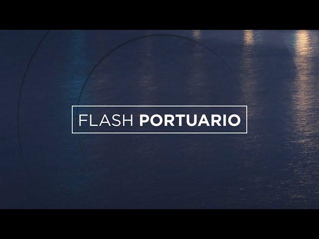 FLASH PORTUARIO: Tráfico con Canarias