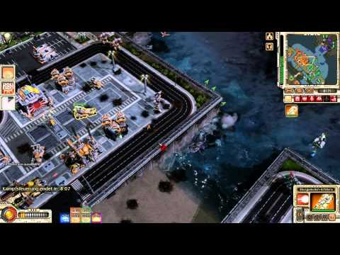Let's Play Together C&C Red Alert 3 - Japan Coop Kampagne - Part 5 [German]
