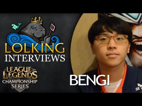 LolKing's S3 Worlds Coverage - Interview with bengi (Bae Seong-ung)