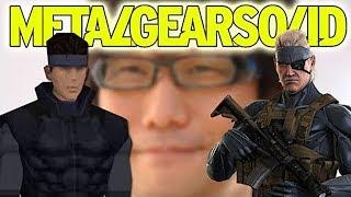 Metal Gear Solid Tarihi ve Bilinmeyenleri