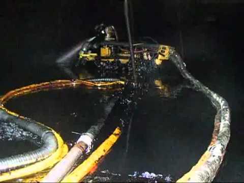 techcorr robotic tank cleaning unit oil tank cleaning equipment