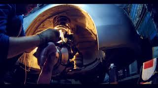 Замена тормозных дисков и колодок - нюансы (тойота камри)