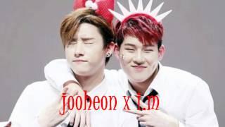 เวลาเธอยิ้ม - [ jooheon & i.m ] จูเอ็ม